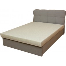 Кровать Лаура 140 с матрасом