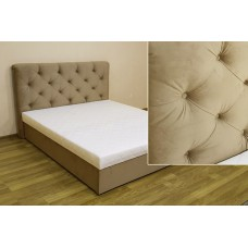 Кровать Моника Катунь 160 с матрасом