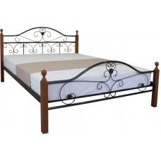Кровать двуспальная Патриция Вуд